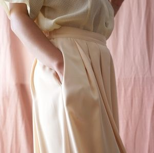 Buttermilk Skirt